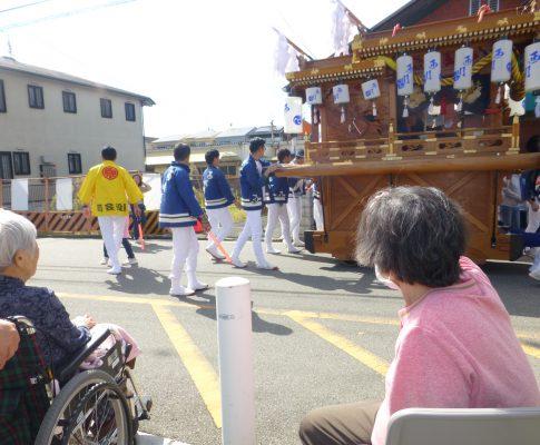 太田八幡神社だんじり祭りへ行ってきました~。